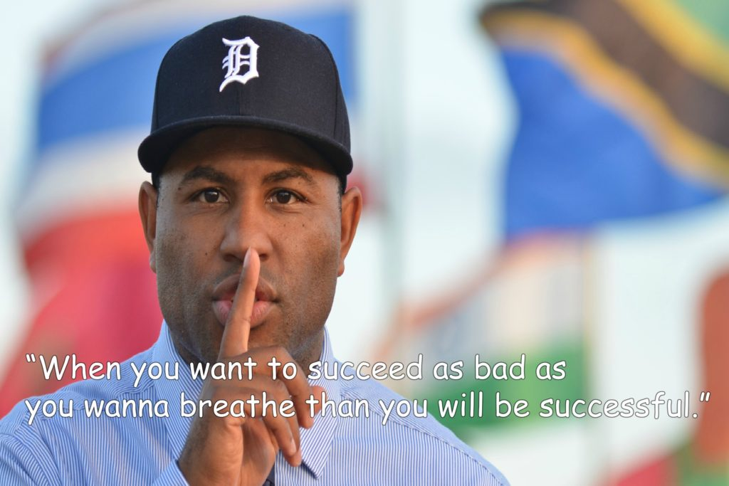 11 Inspirational quotes and rules of Success by Eric Thomas