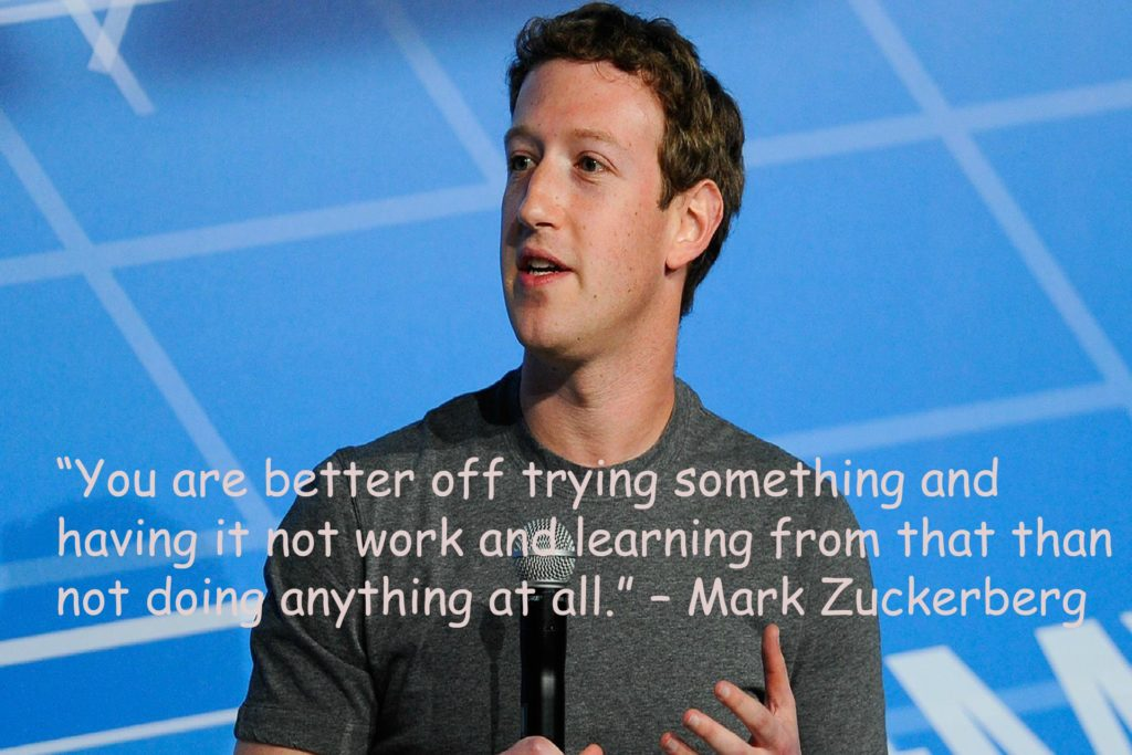 Mark Zuckerberg Top 11 quotes and rules of success and Business
