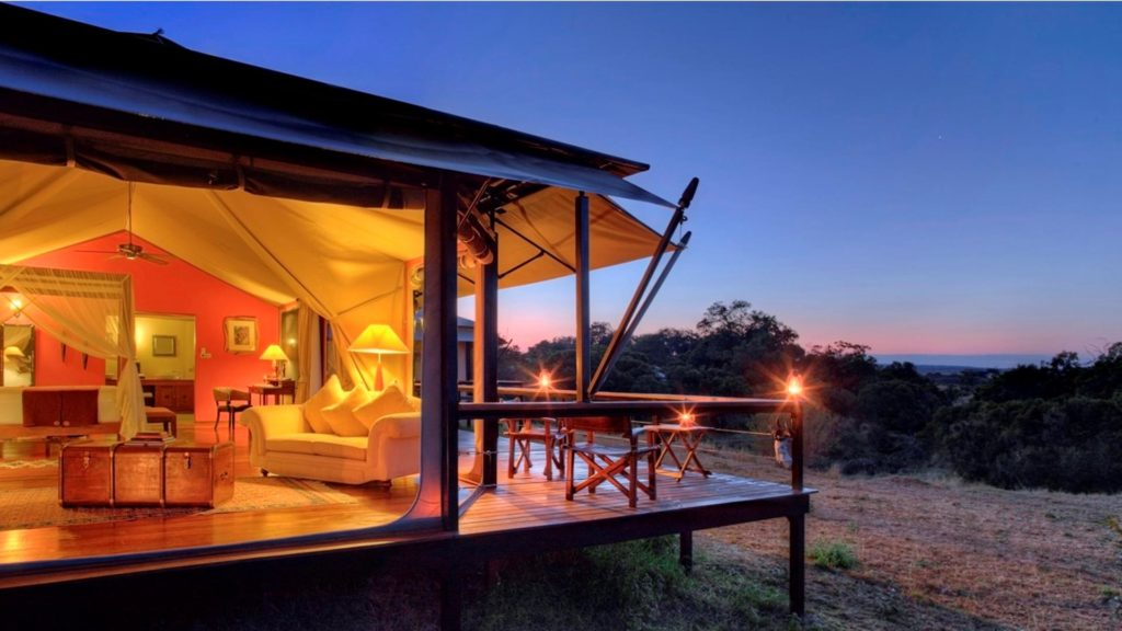 Maasai Mara Top Ten Luxury Hotels & Camps