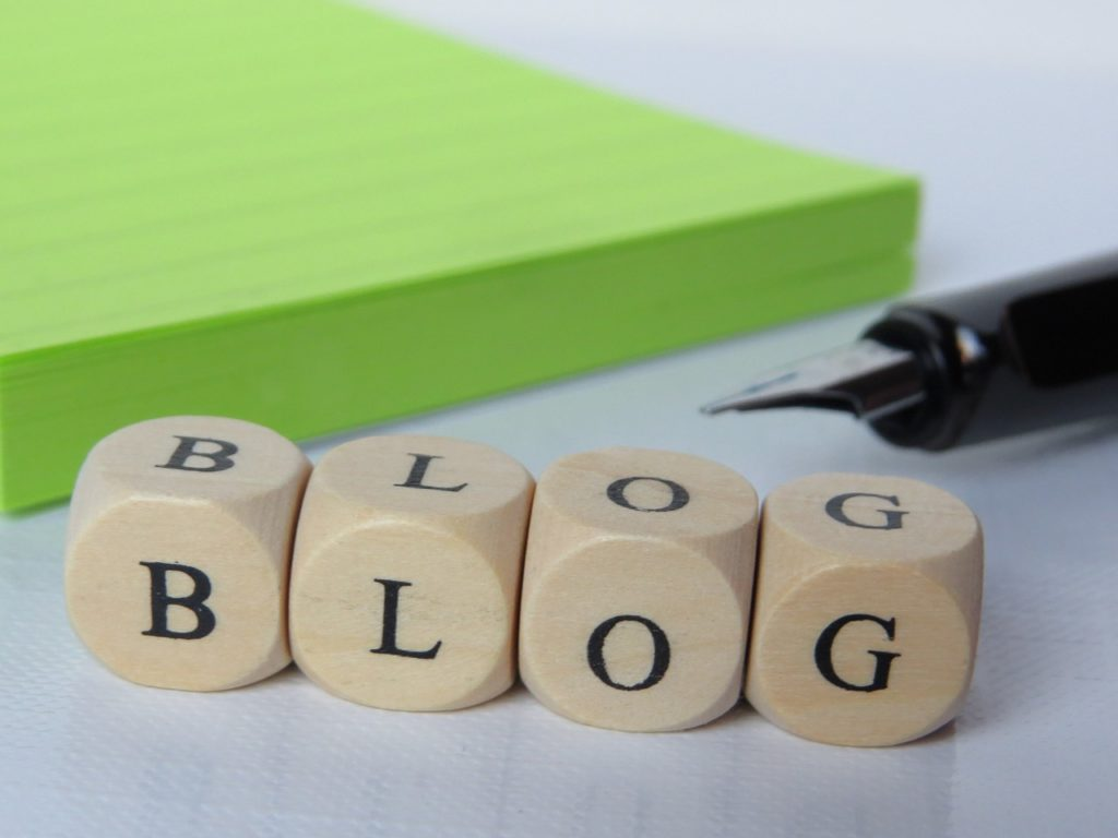 How a Company Blog Can Be More Useful
