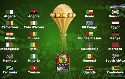 List of Africa Cup of Nations 2019 Groups and Teams
